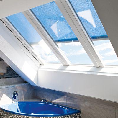 Panoramafenster dach  Roto - Designo RotoComfort i8 - Ihr Dachdecker aus Winterbach ...